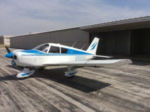 Piper Cherokee - N1523J