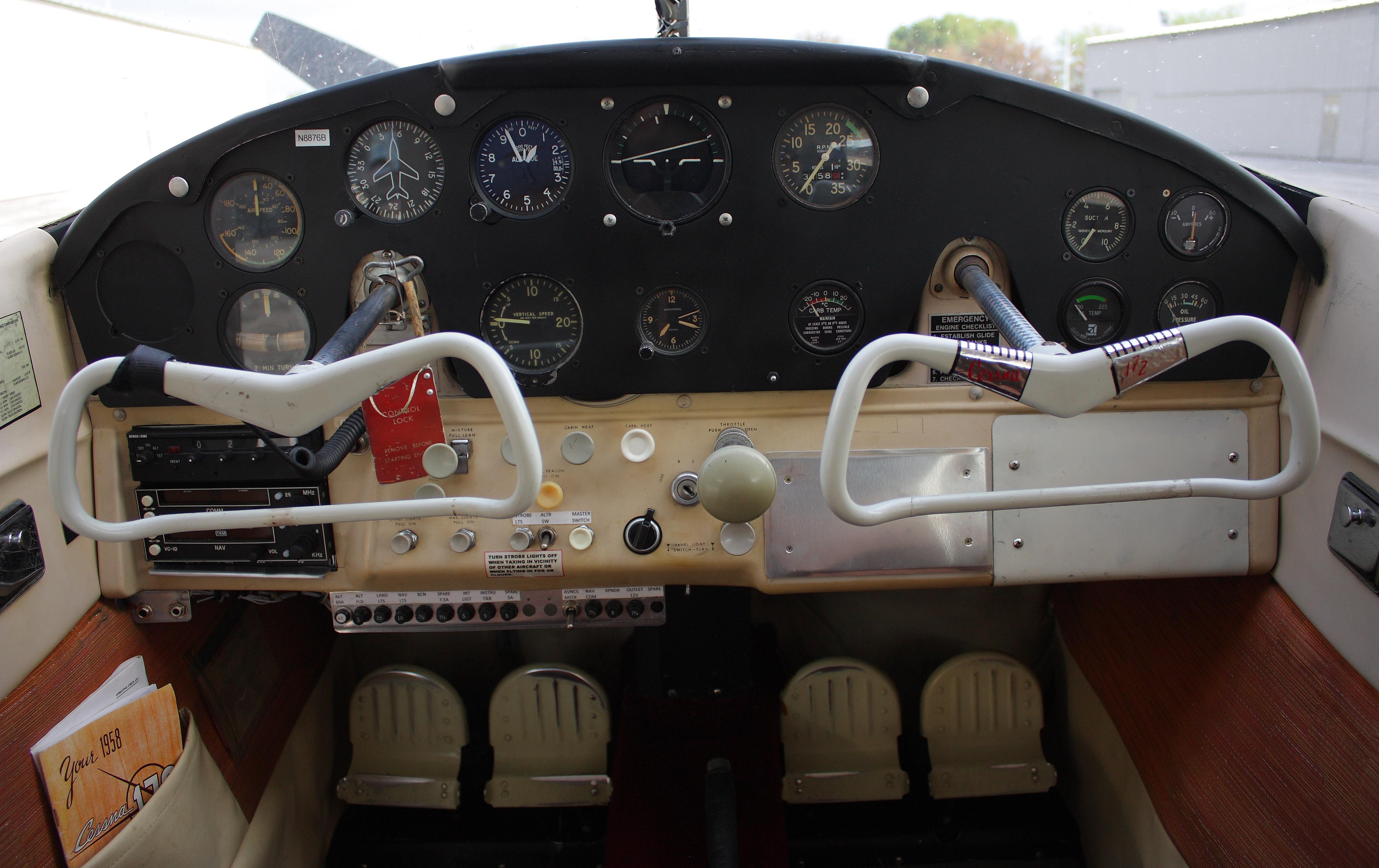 Simple VFR Panel
