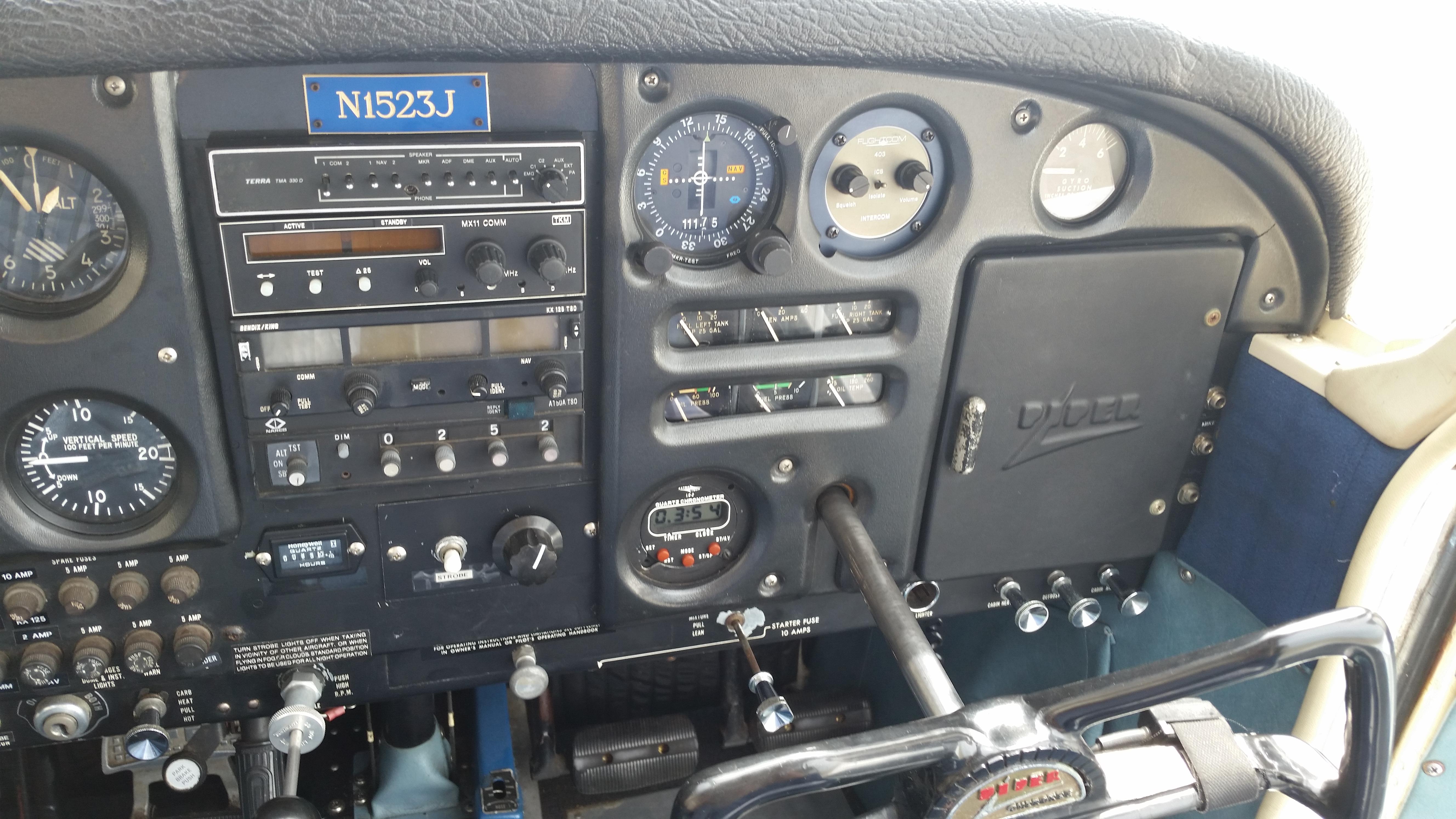 2 Nav-Comm Radios